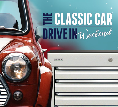 Classic Car Drive In Weekend