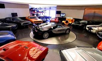 Harrod's Garage