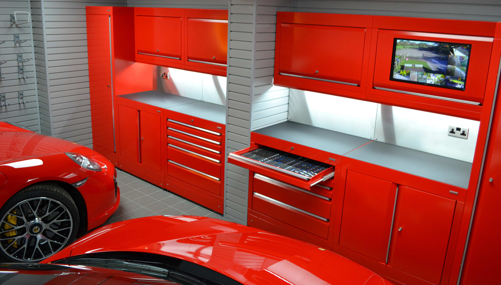 Home Workshops Amp Car Themed Garages From Dura Garages