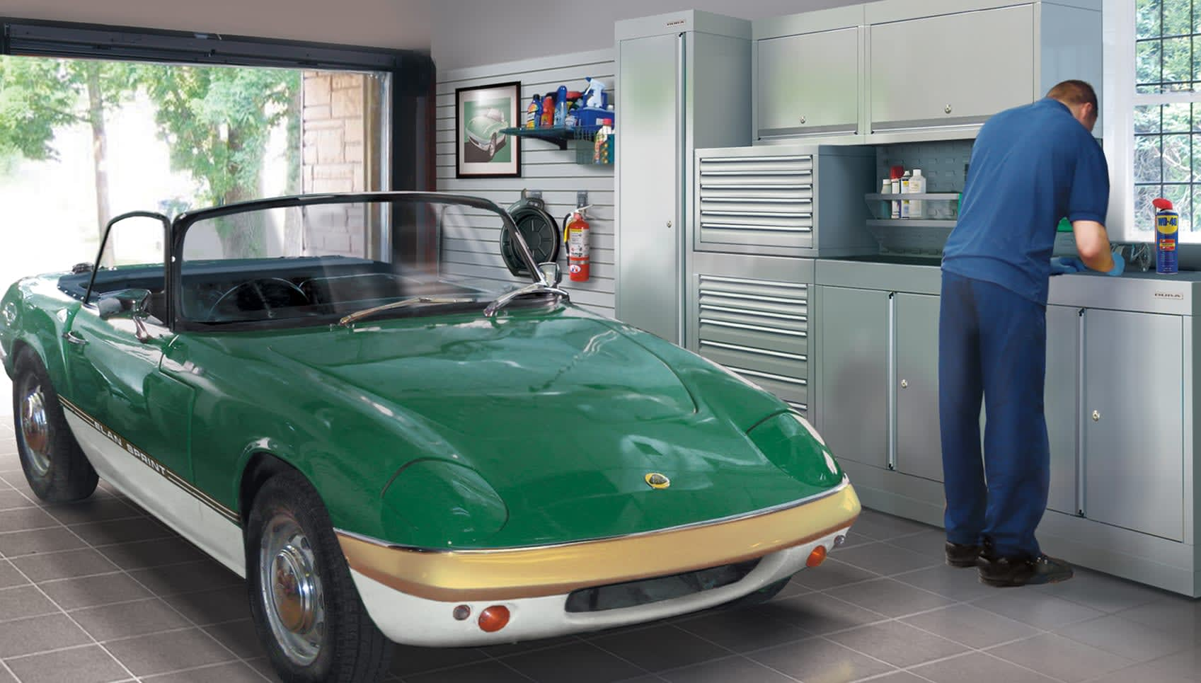 Residential Car Garages by Dura Garages