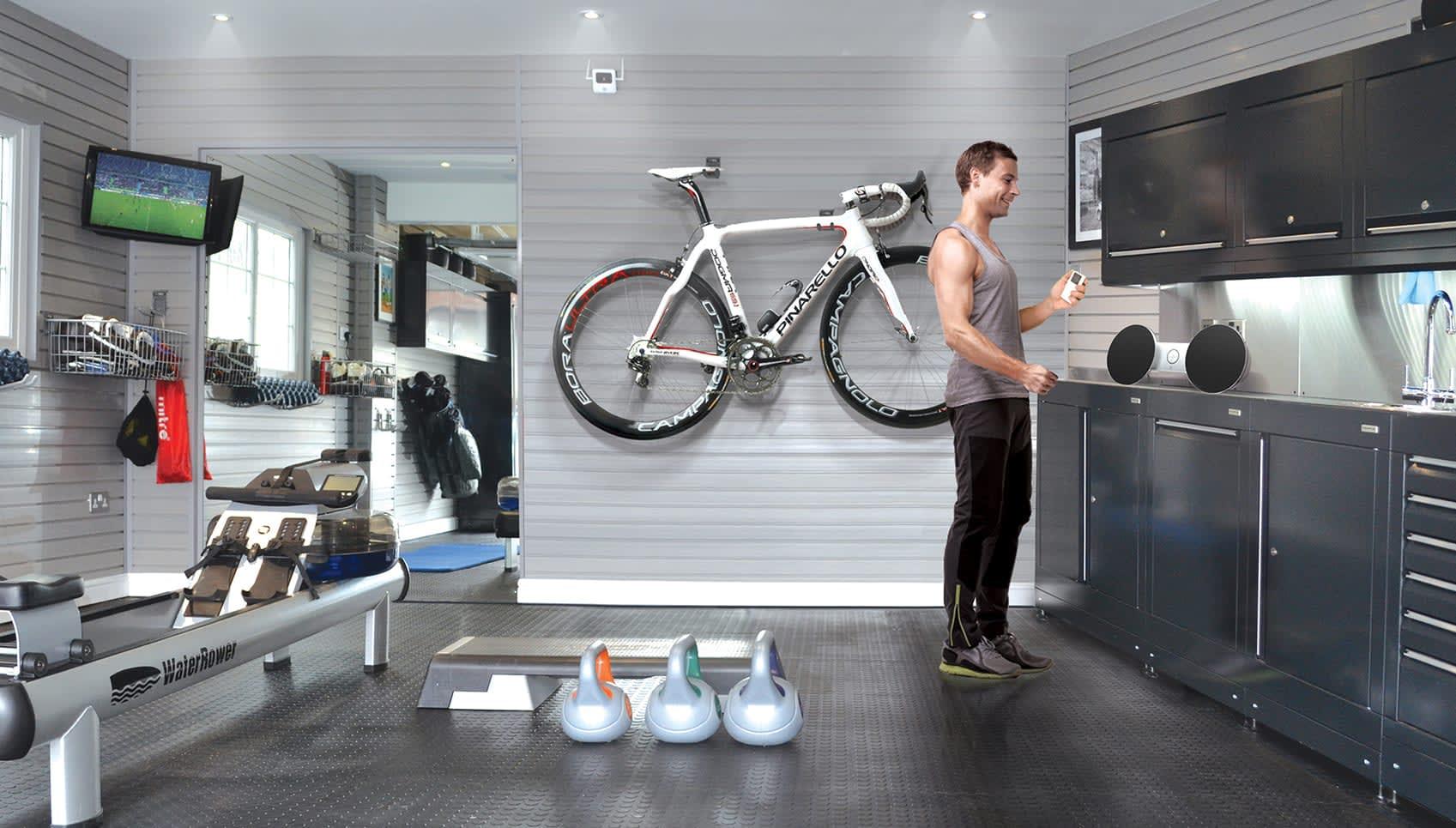 Fitness Studio Home Garages By Dura Garages
